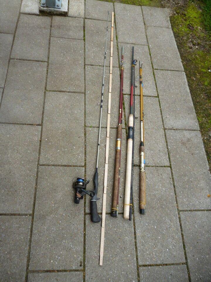 Fiskestang, Div.....