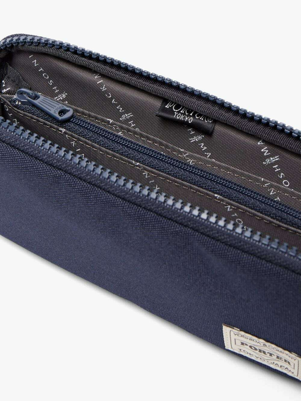 Porter X Mackintosh Blue Wallet Clutch Pouch *NEW WITH TAGS*