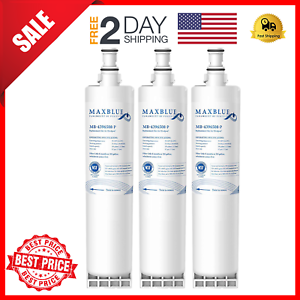 Water Filter Compatible for Whirlpool WF-NLC250 Refrigerator 3 Pack