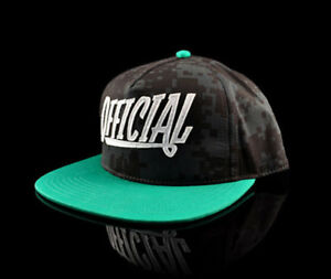 Stay-Official-Black-and-Mint-1D-Applique-Snapback