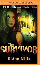 Crime Scene Houston: The Survivor : A Novel 2 by DiAnn Mills (2016, MP3 CD,...