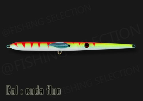 ESCA ARTIFICIALE AGUGLIA  NEEDLE 21 cm 25 Gr Spinning  FLOATING SPINNING MINNOW