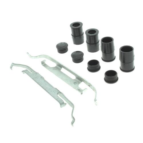 Disc Brake Hardware Kit Front Centric 117.39014