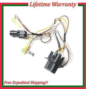 for mercedes e320 e430 e500 headlight wire wiring harness