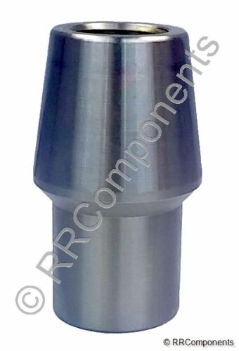 """LH 7//8-14 Thread Tube Adapter,fits 1-3//4/"""" OD Tube W .188 wall or 1-3//8 ID Hole"""