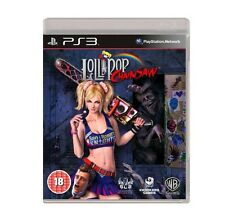 * PLAYSTATION 3 NEW SEALED GAME * LOLLIPOP CHAINSAW * PS3