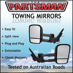Caravan-Towing-Mirrors-Landcruiser-100-Series-Extendable-Foldable-Electric-Adj-B