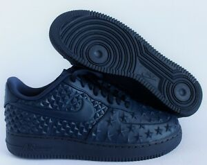 Details about NIKE MEN AIR FORCE 1 LV8 VT MIDNIGHT NAVY SZ 9.5 [789104 400]