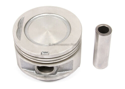 Pistons with Rings @0.50mm Fit 85-95 Toyota Celica 4Runner Pickup 2.4L SOHC 22R