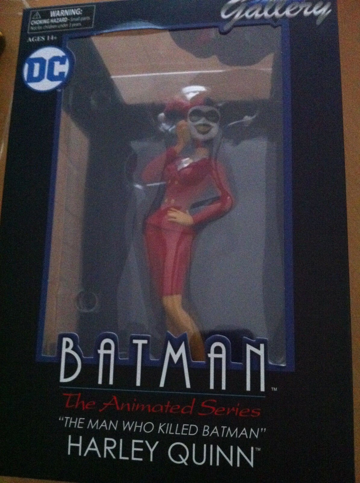 Harley Quinn DC Gallery  The Man who killed Batman  - Batman the animated series