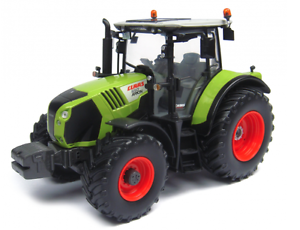 UNIVERSAL HOBBIES 4298 1 32 SCALE CLAAS ARION 550 WITH FRONT WEIGHT