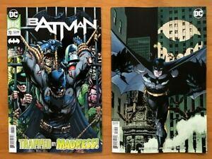 Batman-70-2019-Andy-Kubert-Main-Cover-Leinil-Francis-Yu-Variant-Cover-DC-NM