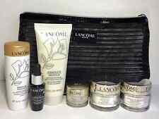 🌺7pc LANCOME Absolue Premium Bx DAY,NIGHT,EYE CREAM,SERUM,LOTION,CLEANSER & BAG