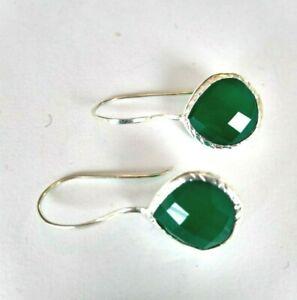 Onyx-Ohrringe-925-Silber