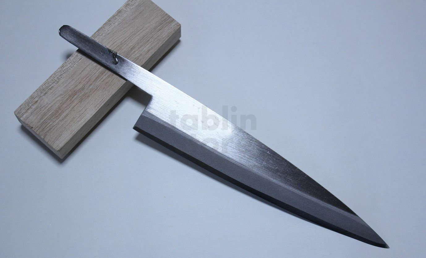 Ibuki Weiß 2 steel Japanese Petty knife 150mm blank blade