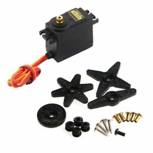 Servo-MG995-Gear-High-Speed-Metal-Torque-For-RC-Helicopter-Car-Airplane