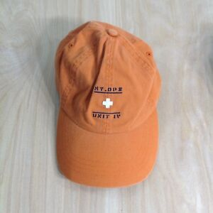 NEW-Mountain-Ops-Unit-IV-Slouch-Hat-Orange-100-Cotton