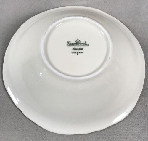 "Dessert Bowl PV03379 Ivory Rosenthal Sanssouci GOLD BAND 5 7//8/"" Fruit"