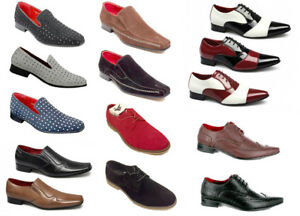 Men's Shoes Dress Shoes Generous Rossellini Men Formal And Casual Shoes Including Suede