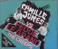 CAMILLE JONES vs FEDDE LE GRAND The Creeps    7 TRACK CD NEW -  NOT SEALED