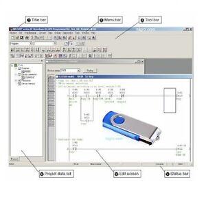 Details about PLC Ladder Logic Programming Software & Automation Developer  Training Course USB