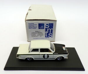 SMTS 1/43 Scale RL90D - Ford Lotus Cortina - #8 Clark