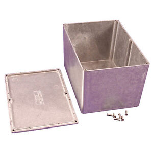 Hammond 1550 pressofusione di ALLUMINIO Enclosure 171x121x105mm Project CASE BOX