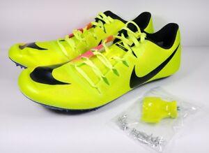 58863b1e7c070 Nike Size 12 Running Spikes Zoom JA Fly 3 OC Rio Volt Pink Black ...