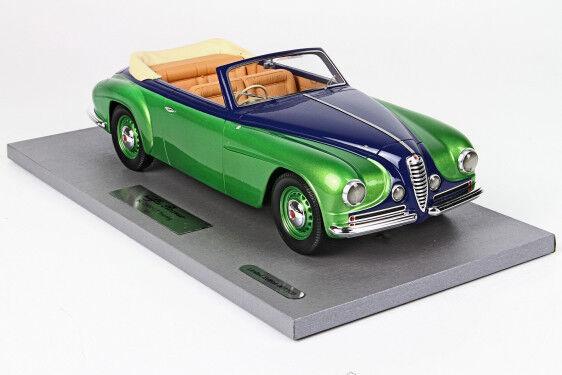 Alfa Romeo 6C 2500 Gt Touring Spider Cabrio Villa D'Este 1951 BBR 1 18 BLM1807D