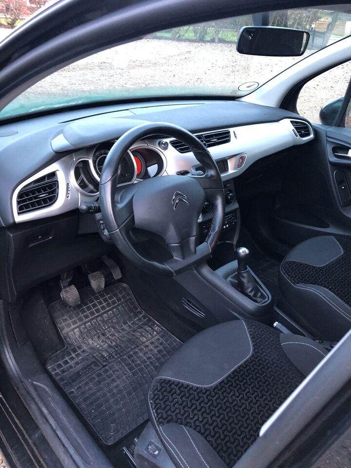 Citroën C3, 1,4 HDi Attraction, Diesel