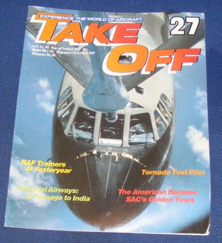 TAKE OFF MAGAZINE VARIOUS ISSUES 1-60