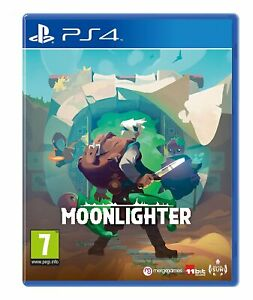 Moonlighter-Sony-Playstation-4-PS4-Gioco