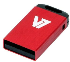 V7-Nano-32GB-USB-2-0-Flash-Stick-Pen-Memory-Drive-Red