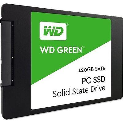 HARD DISK STATO SOLIDO SSD WESTERN DIGITAL GREEN 120GB SATA