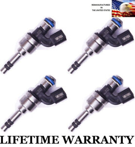 Details about 4X Genuine GM Fuel Injectors For GMC Terrain Buick LaCrosse  Chevy Equinox 2 4L