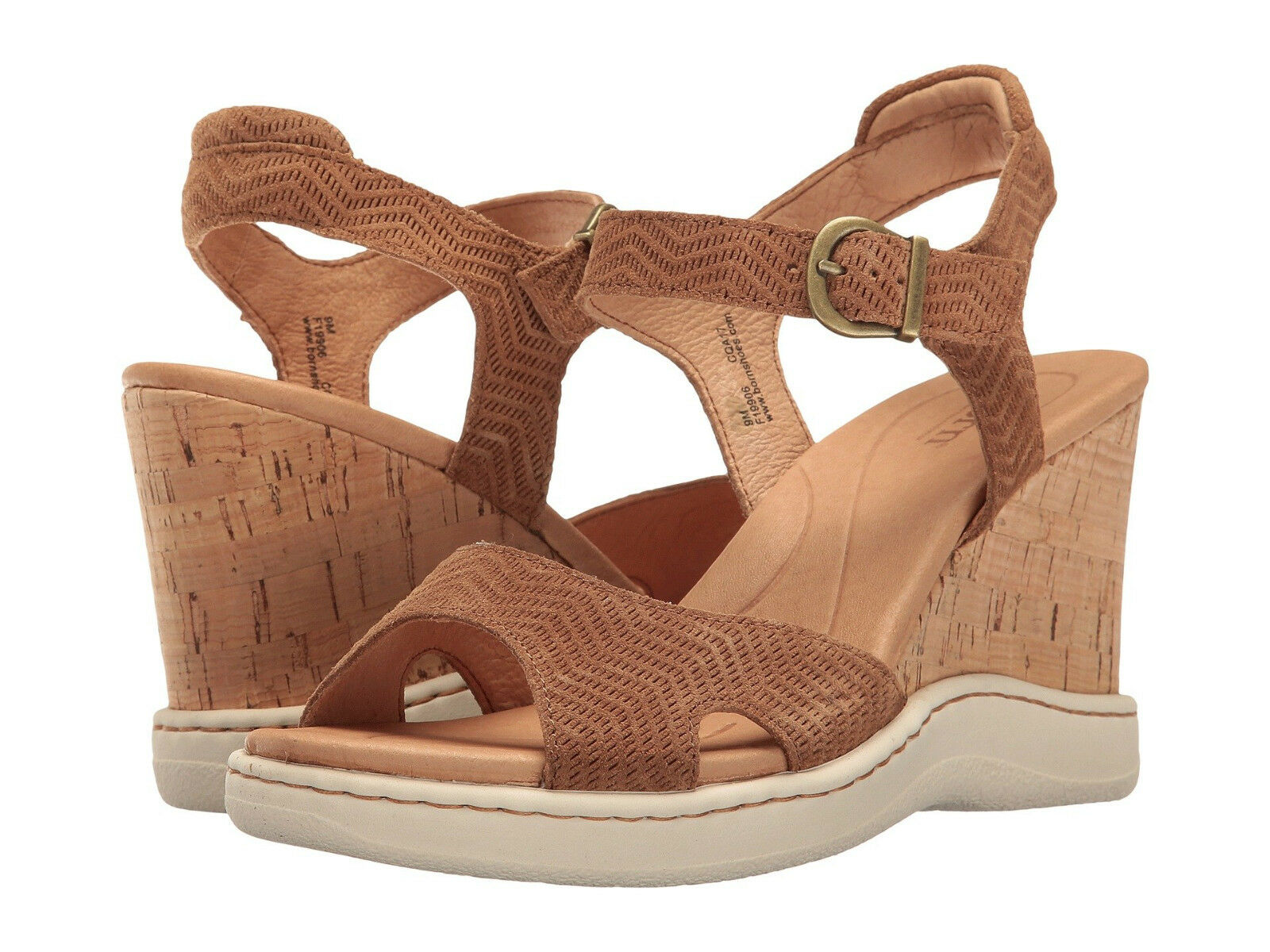 Hebilla Hebilla Hebilla de Correa en el tobillo para mujer Puno nacido sin Cordones Informales Zapatos Sandalias Cuñas De Confort  clásico atemporal