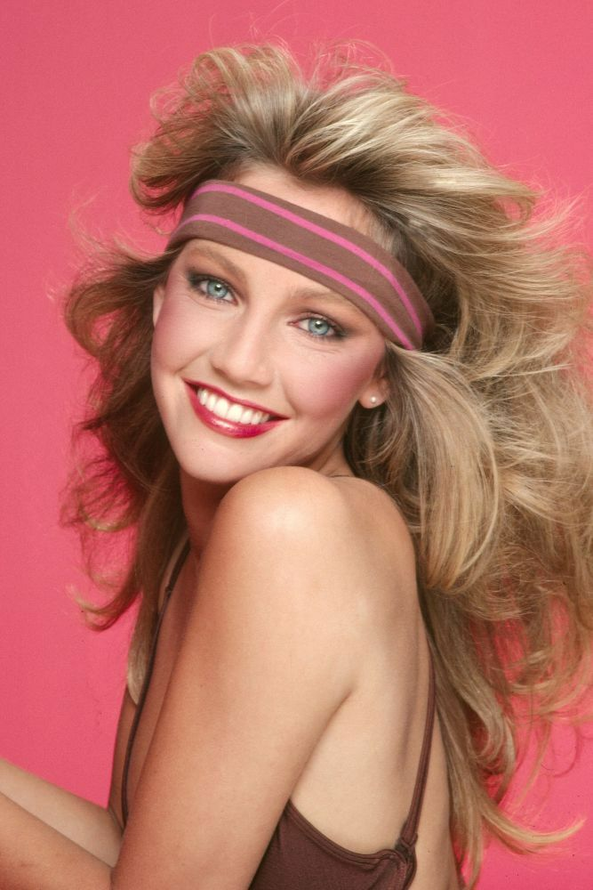 Multiple Sizes HEATHER LOCKLEAR Poster Hollywood 80/'s Stars Hunk Playboy 14