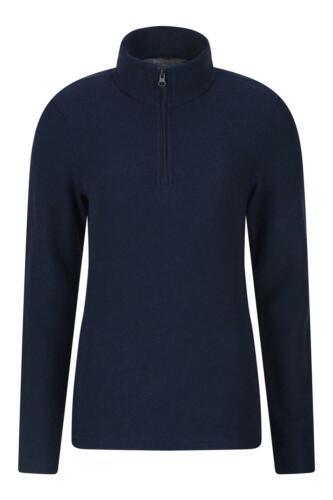 Mountain Warehouse Wms Cambridge Half Zip Womens Top Fleece