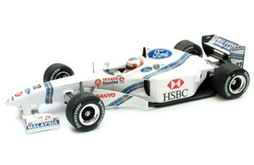 MINICHAMPS 970022 970023 980088 STEWART FORD F1 cars Barrichello// Magnussen 1:43