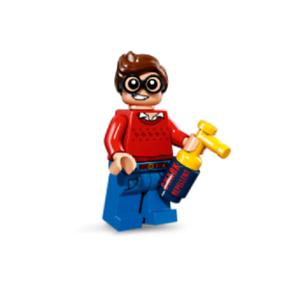 LEGO SERIE BATMAN DYCK GRAYSON SERIES LEGO BATMAN MOVIE MINIFIGURES 71017 NEW
