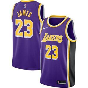 New 2020 Nike Los Angeles Lakers LeBron