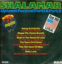 """7"""" Shalamar/Uptown Festival (D) Top Hit USA (Medley)"""