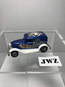 Mattel-Hot-Wheels-1988-Original-Ship-Shape-Diecast-Toy-Car-Thailand-1-64-Vintage
