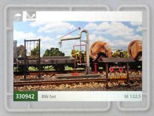 Pola-330942-G-Bahnbetriebswerk-Set-NEU-amp-OvP