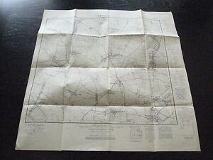 alte-Karte-Landkarte-Messtischblatt-Nr-2832-Schmograu-Schlesien-von-1938