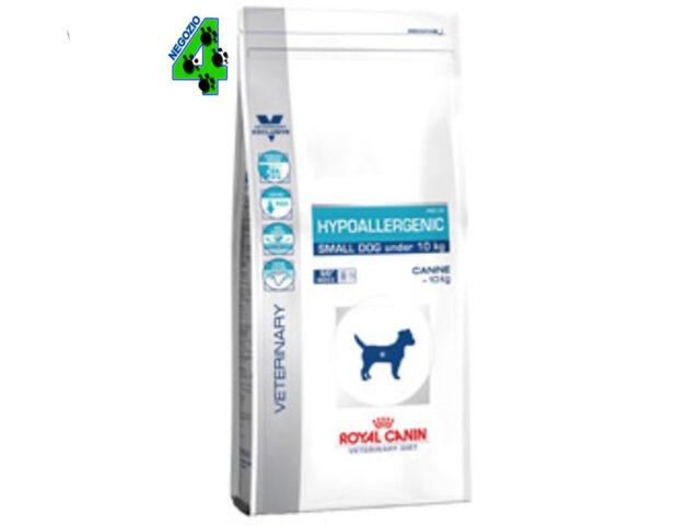 ROYAL CANIN HYPOALLERGENIC SMALL DOG 3,5 kg alimento per cani di piccola taglia