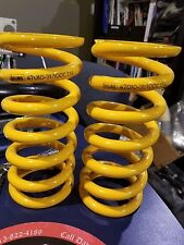 "Ohlins coilover spring, 2.5"" 65mm ID 