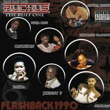 FLASHBACK 1990 DANCEHALL MIX CD
