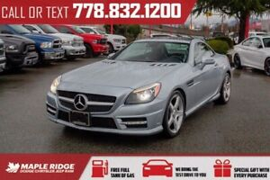 2015 Mercedes-Benz SLK SLK 350 | 2-Owners, Low KMs, Convertible, RWD