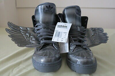 ADIDAS ORIGINALS JEREMY SCOTT WINGS moulé ruban gris UK5.5 US6 F38.23 RARE | eBay